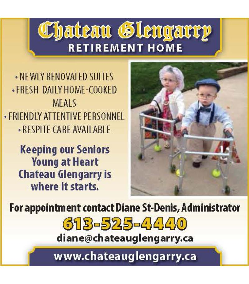 Chateau Glengarry