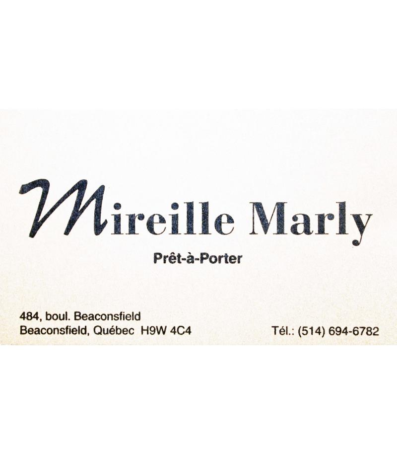 Mireille Marly